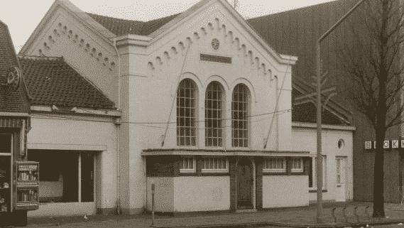 De Zaandamse synagoge in de jaren zestig