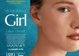 De poster van de film Girl