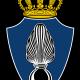 Het wapenschild van de Koninklijke Marechaussee