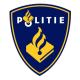 Het logo van de politie