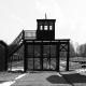 Het Duitse concentratiekamp Stutthof, waar de veroordeelde bewaker werkte.