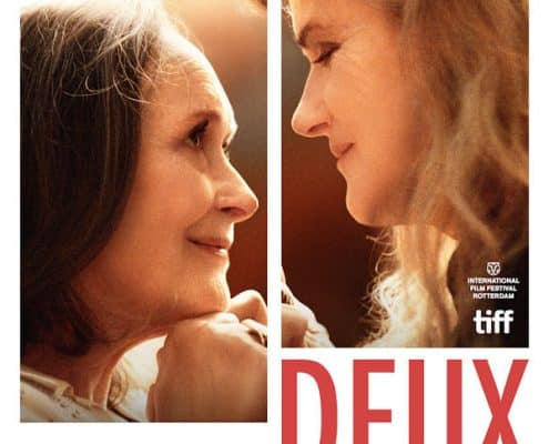 De poster van de film Deux