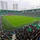 Het voetbalstadion van FC Groningen