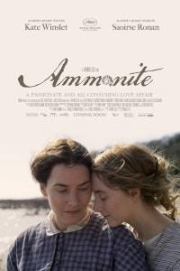 De poster van Ammonite