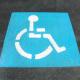 Een afbeelding van een rolstoel
